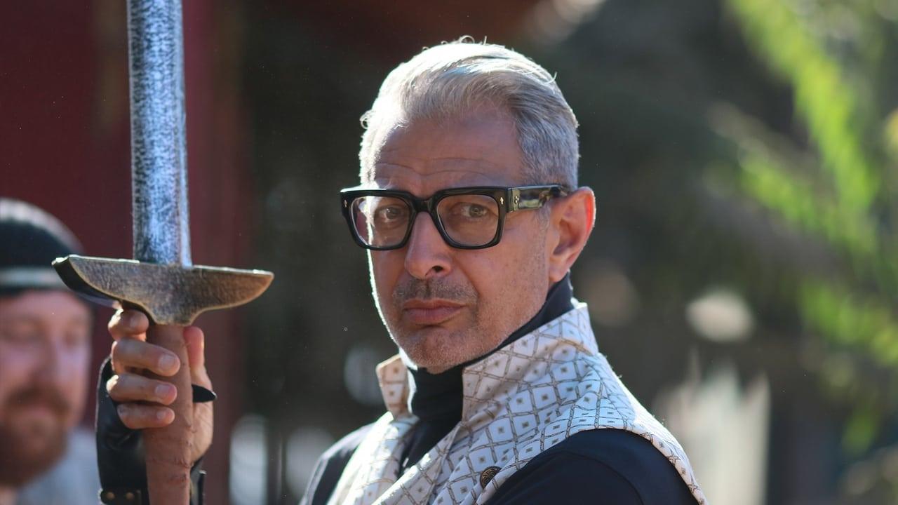 The World According to Jeff Goldblum Episode: Gaming