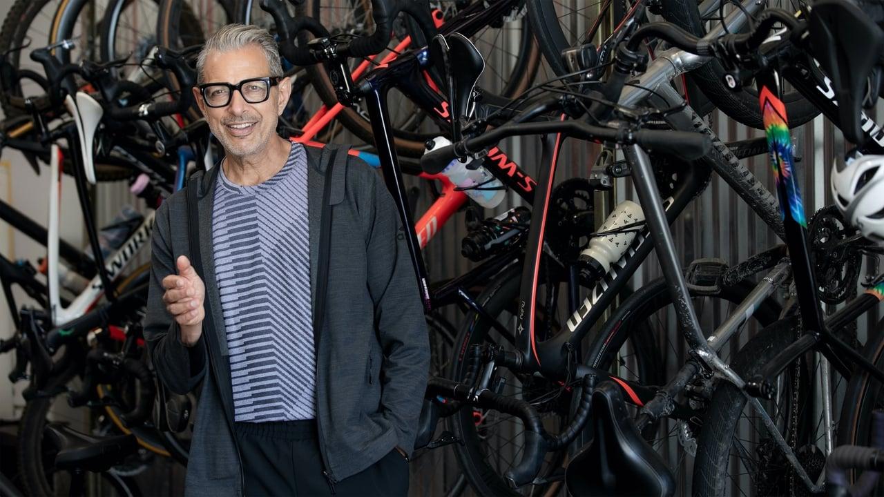The World According to Jeff Goldblum Episode: Bikes