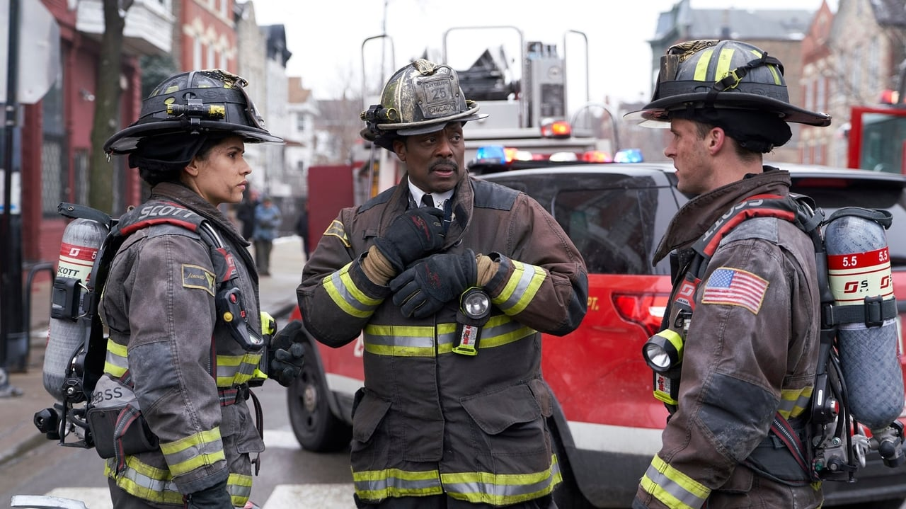 Chicago Fire Episode: Move a Wall