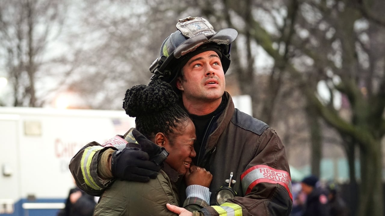 Chicago Fire Episode: Try Like Hell