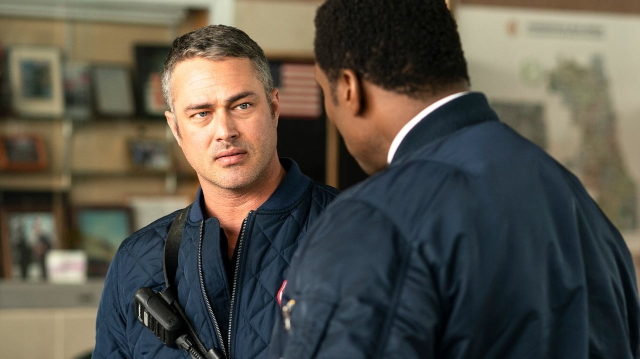 Chicago Fire Episode: The White Whale