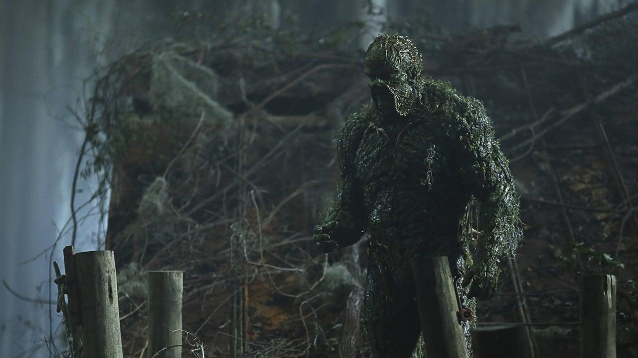 Swamp Thing Episode: Worlds Apart