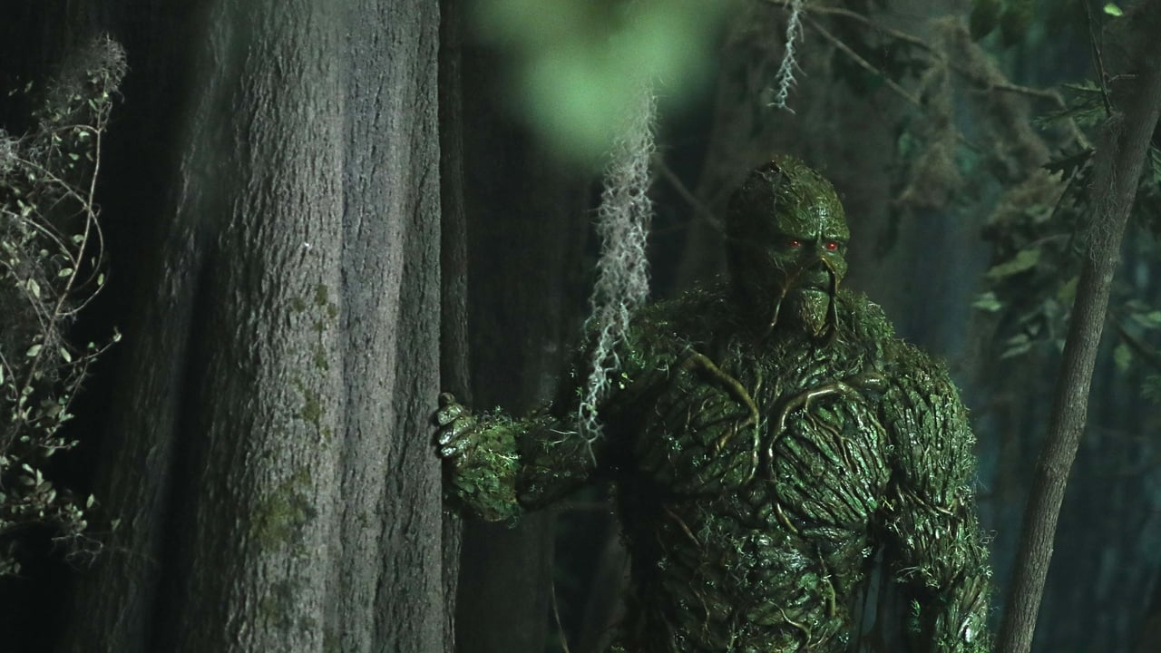 Swamp Thing Episode: Drive All Night