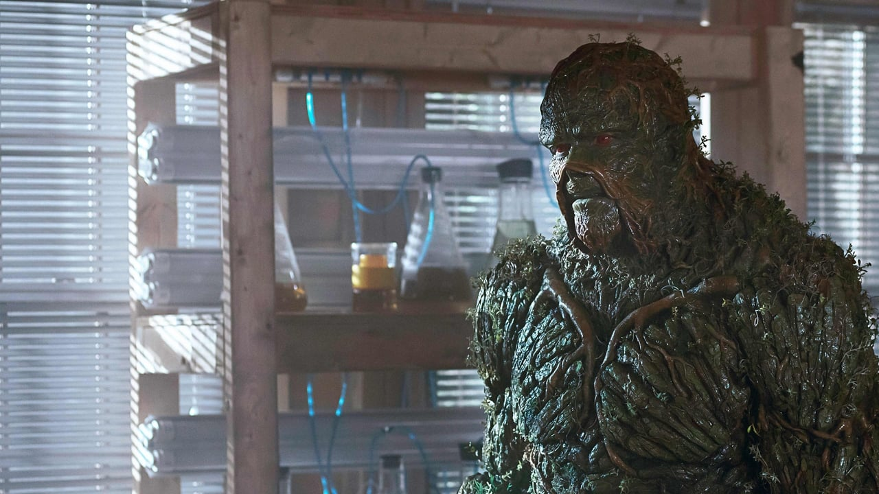 Swamp Thing Episode: The Price You Pay