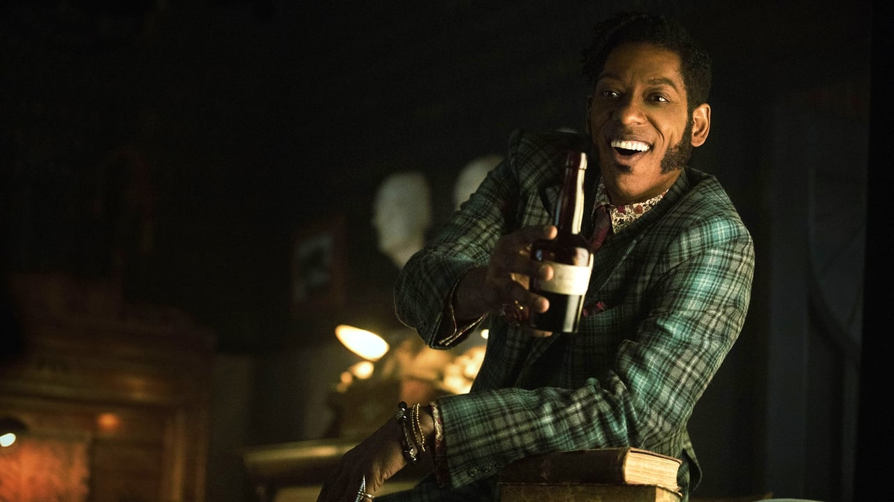 American Gods Episode: The Ways of the Dead