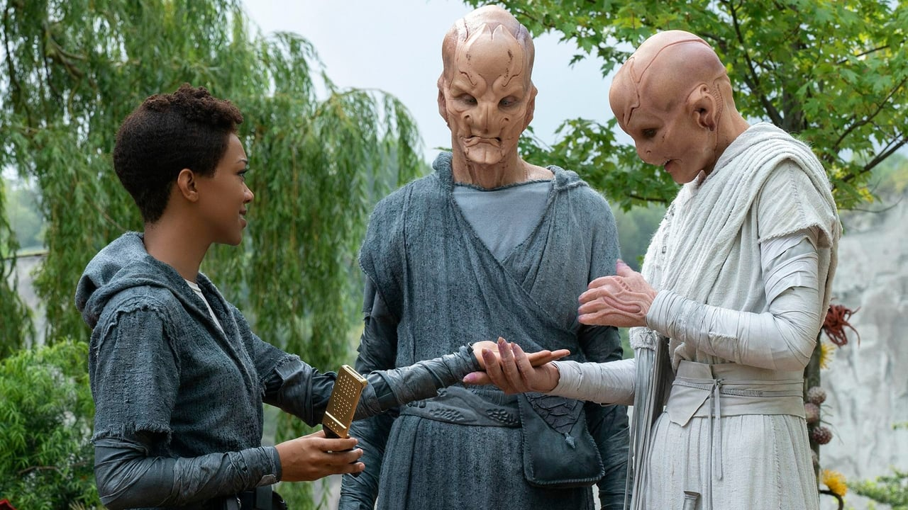 Star Trek Discovery Episode: The Sounds of Thunder