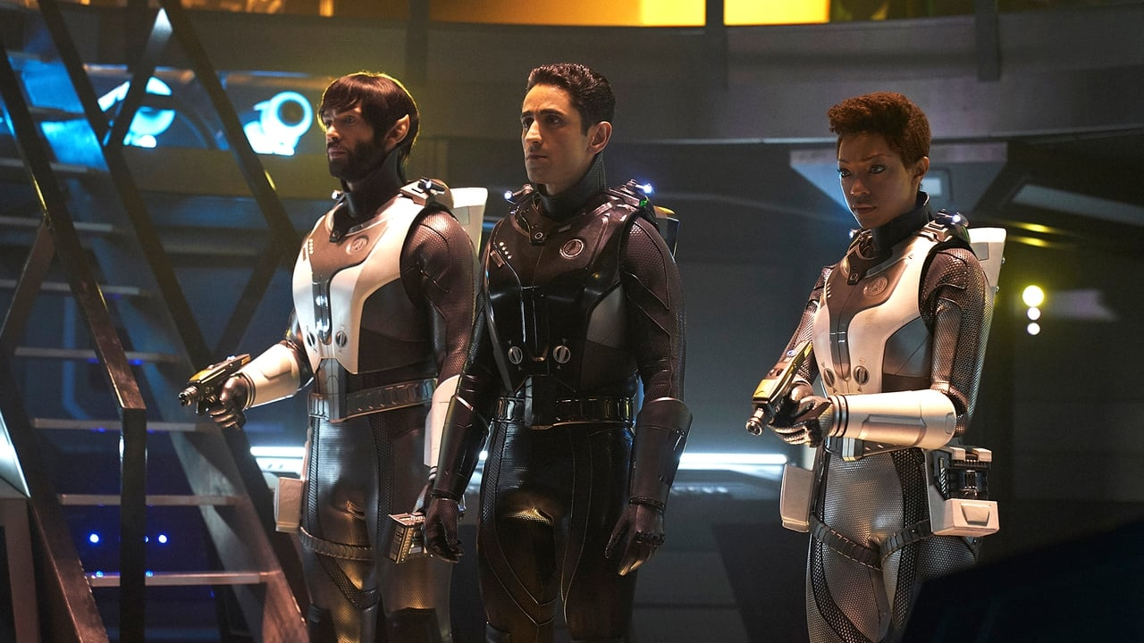 Star Trek Discovery Episode: Through the Valley of Shadows