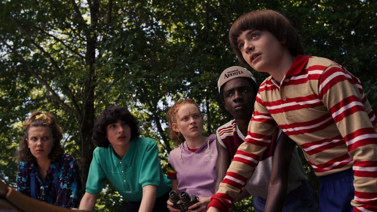 Stranger Things Episode: Chapter Four The Sauna Test
