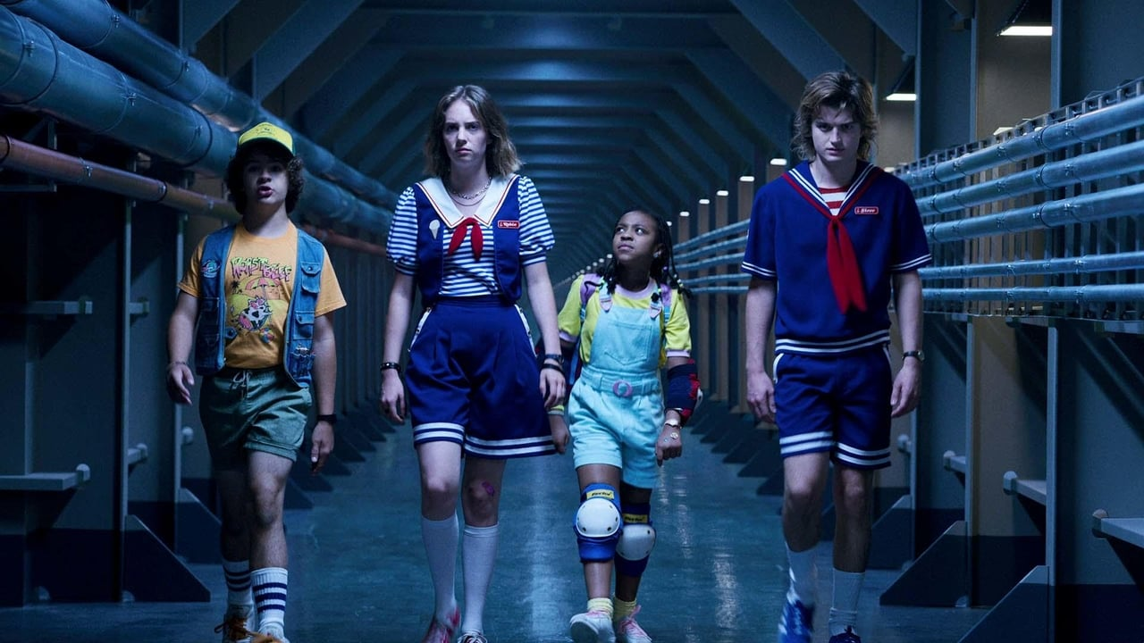 Stranger Things Episode: Chapter Five The Flayed