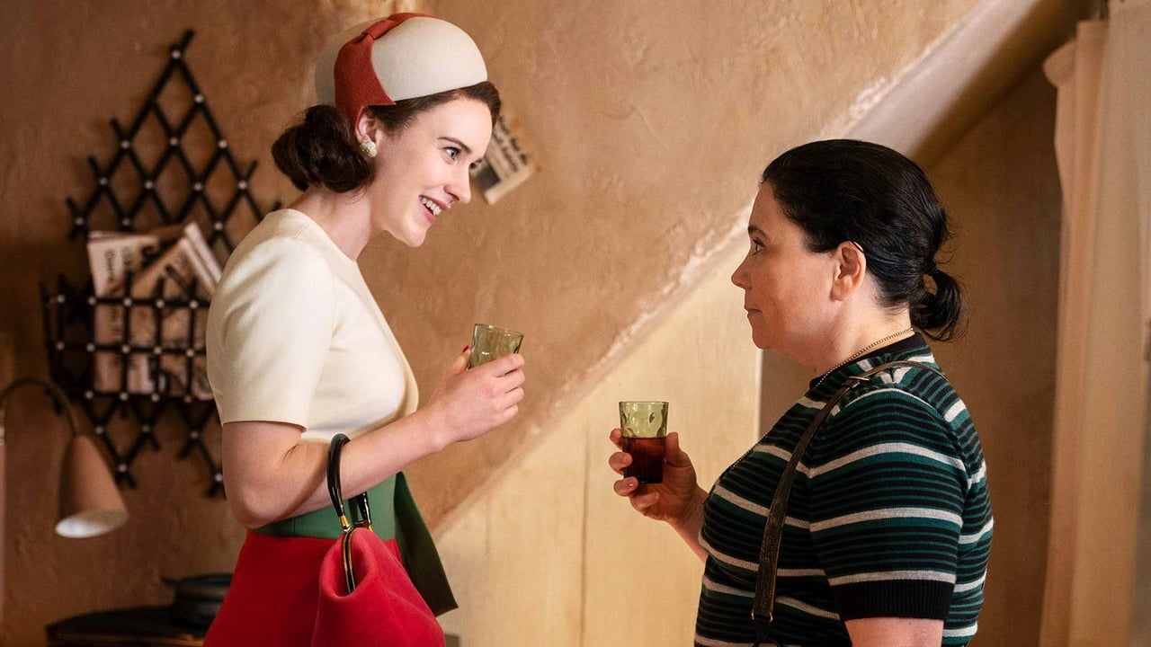 The Marvelous Mrs Maisel Episode: All Alone