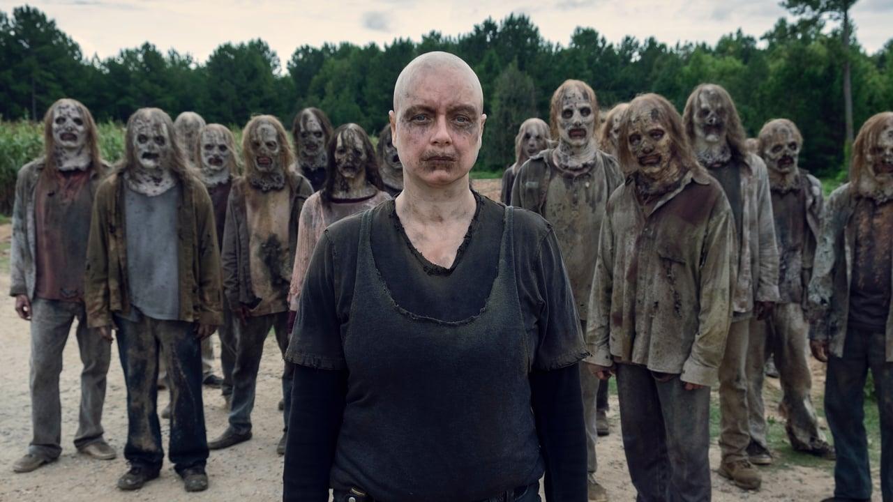 The Walking Dead Episode: Omega