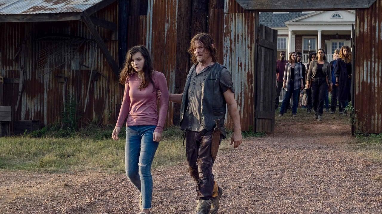 The Walking Dead Episode: Bounty