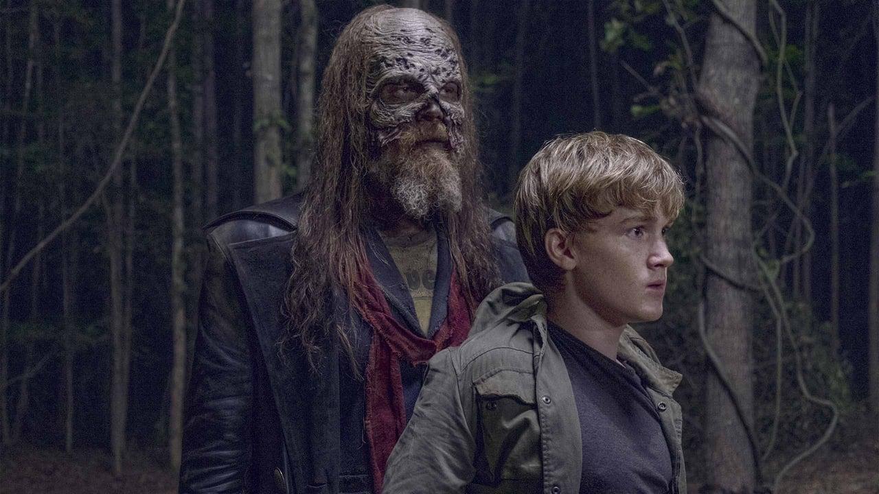 The Walking Dead Episode: Guardians