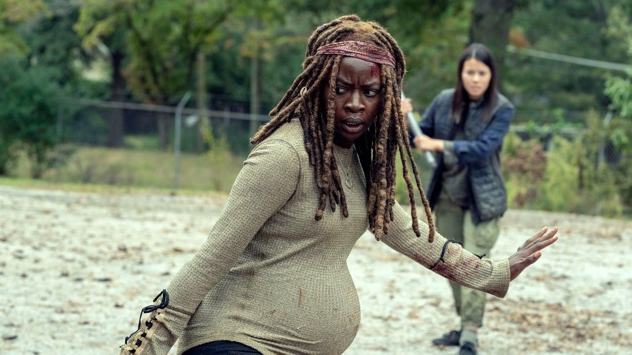 The Walking Dead Episode: Scars