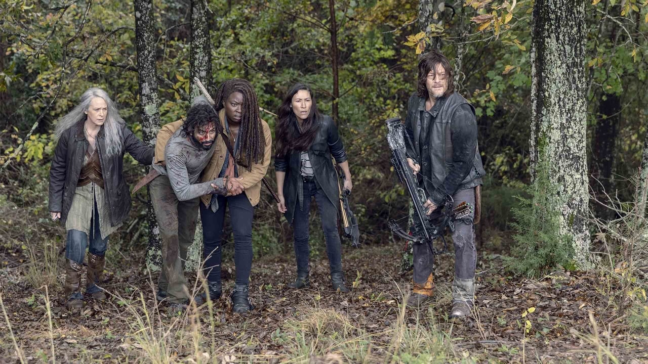 The Walking Dead Episode: The Calm Before