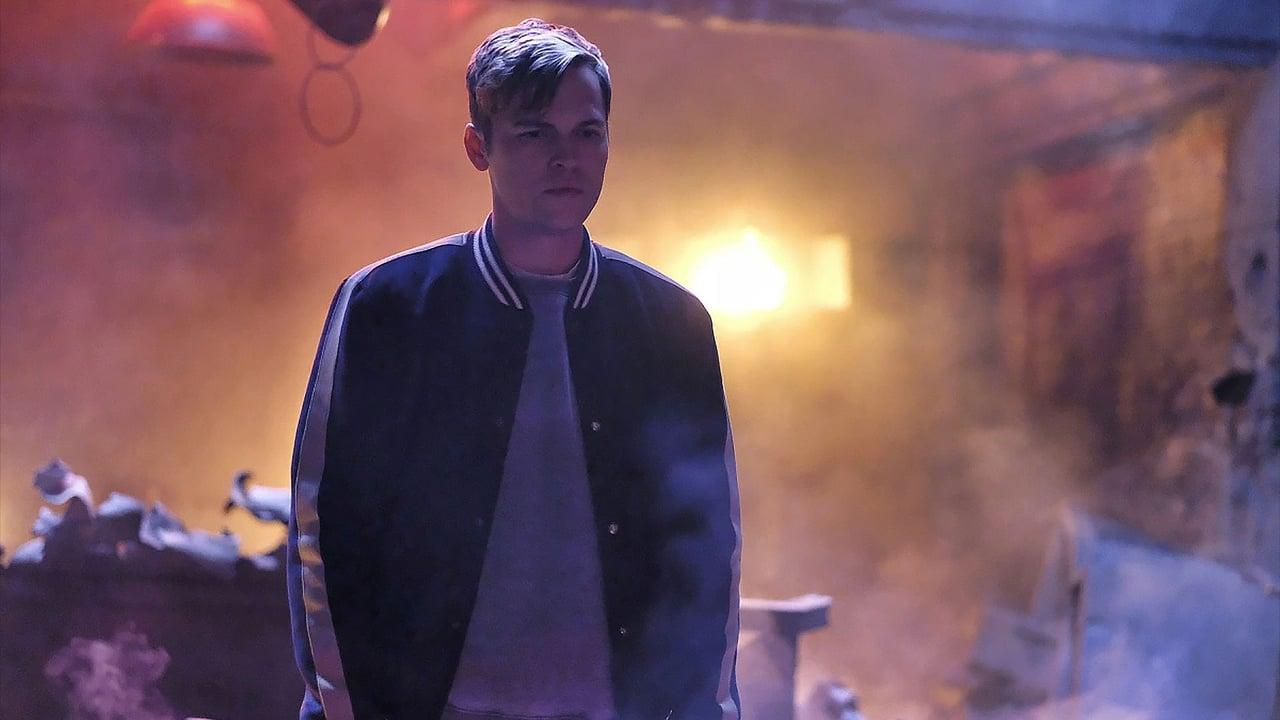 Supernatural Episode: Moriah