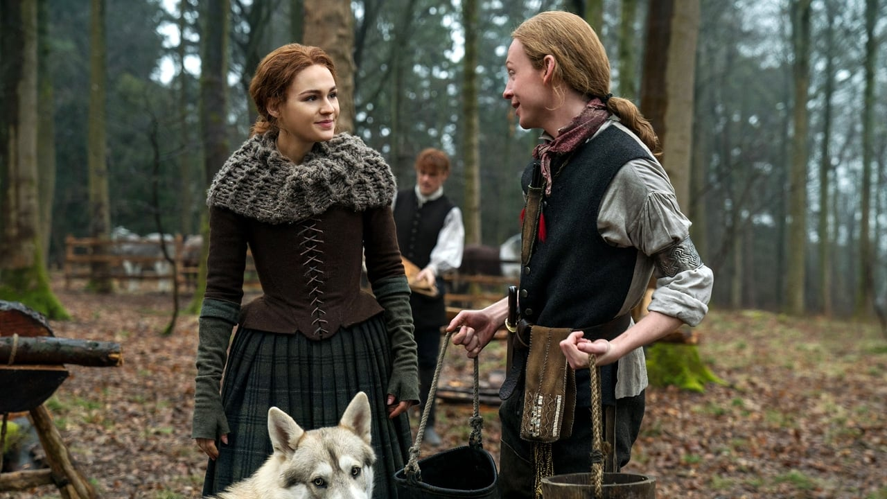 Outlander Episode: The Deep Hearts Core