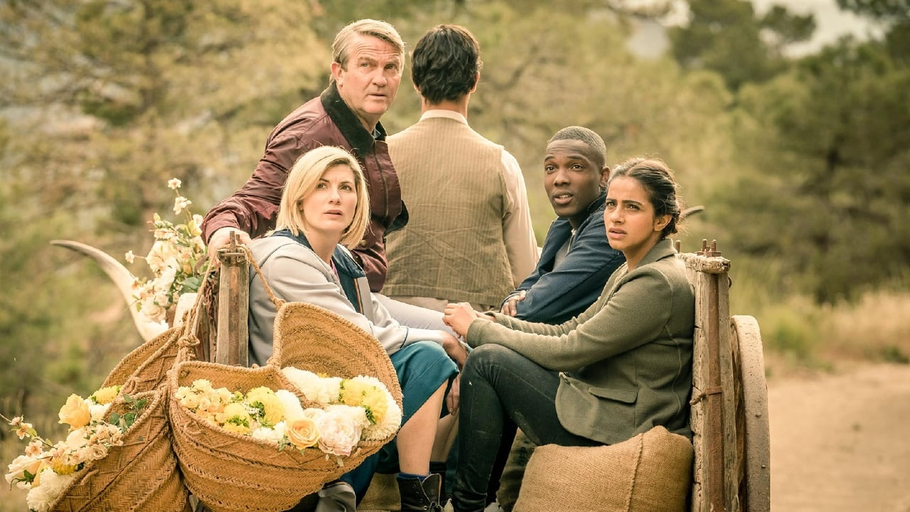 Doctor Who Episode: Demons of the Punjab