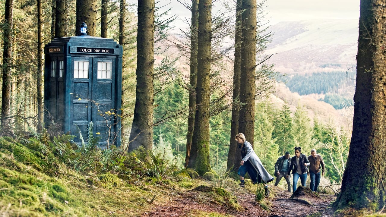 Doctor Who Episode: It Takes You Away
