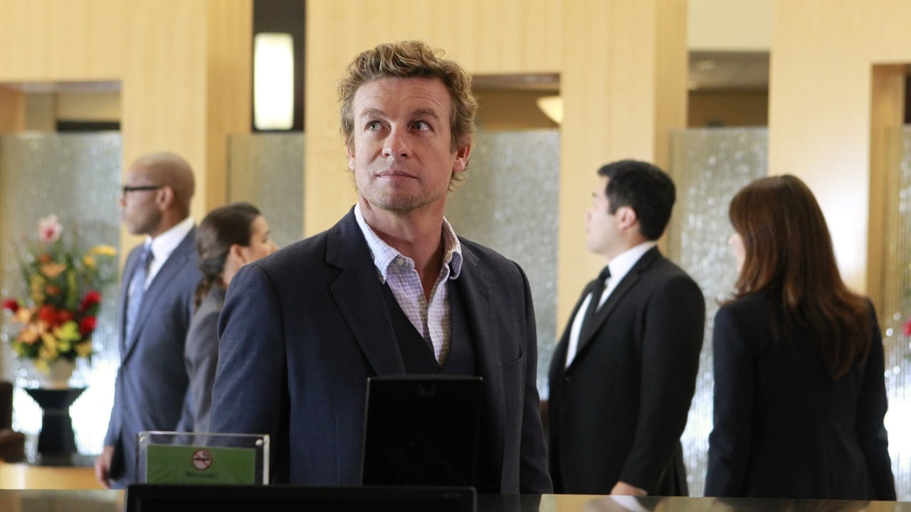 The Mentalist Episode: The Whites of His Eyes