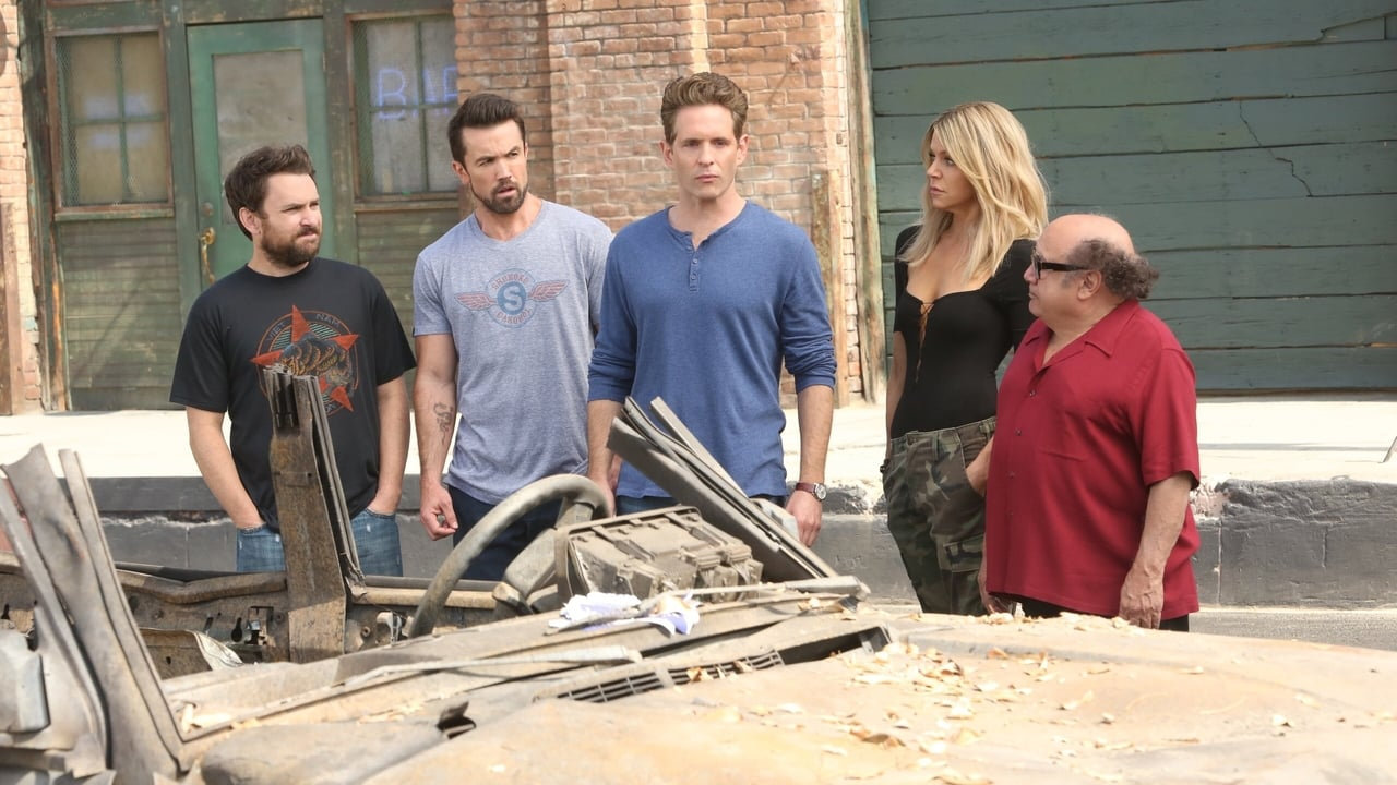 Its Always Sunny in Philadelphia Episode: The Gang Gets New Wheels