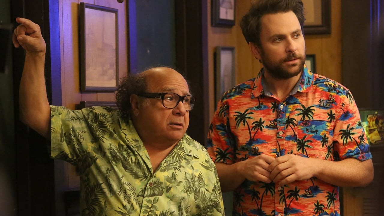 Its Always Sunny in Philadelphia Episode: The Gang Solves The Bathroom Problem
