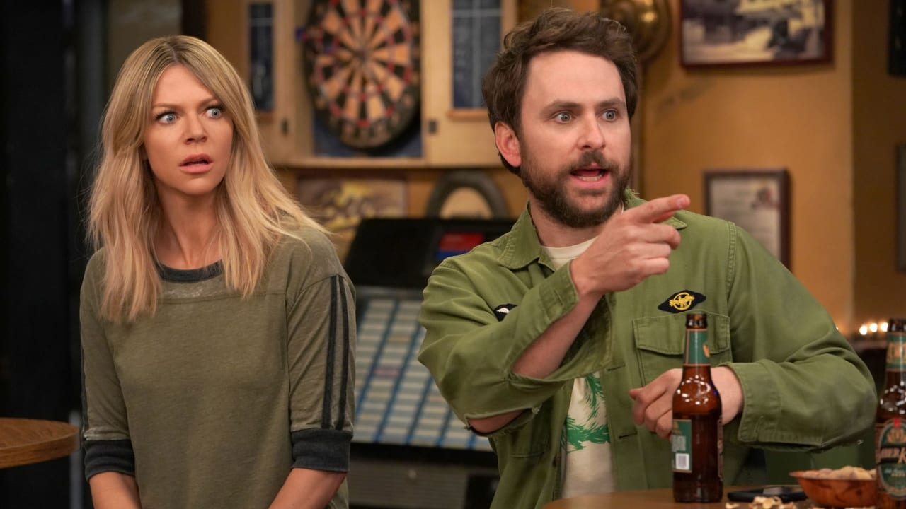 Its Always Sunny in Philadelphia Episode: The Gang Does A Clip Show