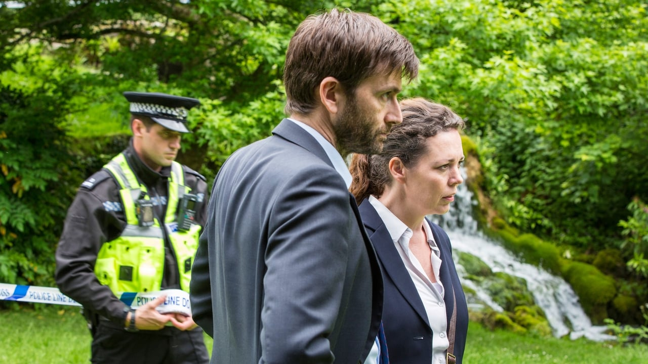 Broadchurch Episode: Episode 1