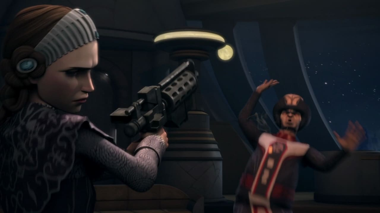 Star Wars The Clone Wars Episode: Crisis At The Heart