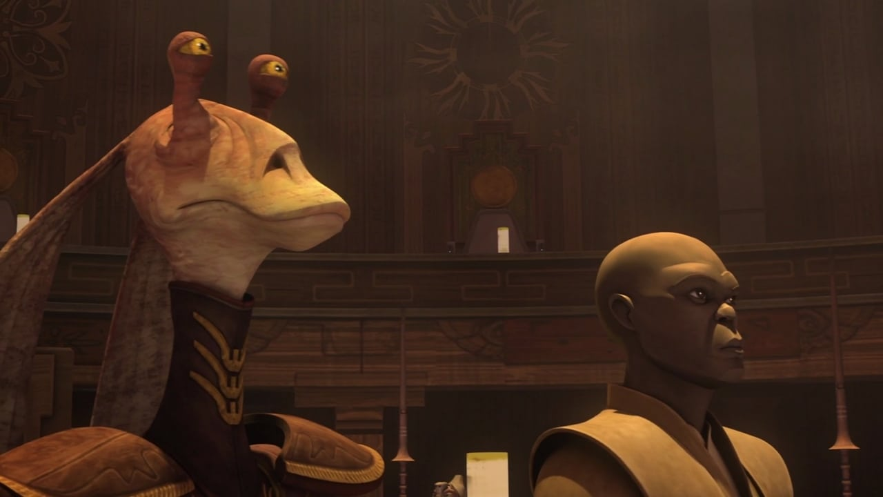 Star Wars The Clone Wars Episode: The Disappeared Part I