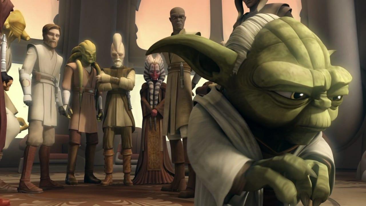 Star Wars The Clone Wars Episode: Voices