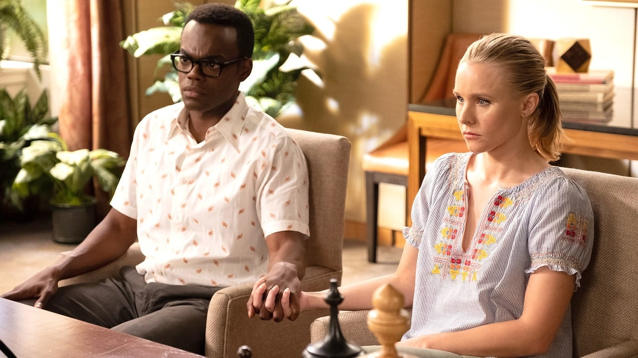 The Good Place Episode: The Worst Possible Use of Free Will