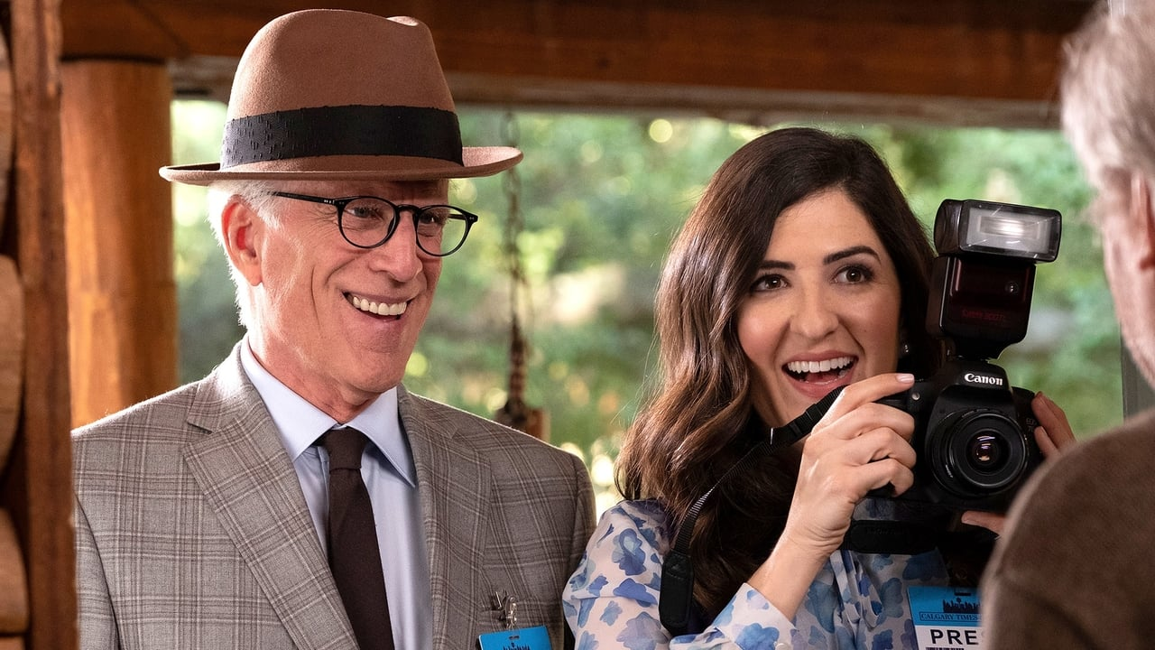 The Good Place Episode: Dont Let The Good Life Pass You By