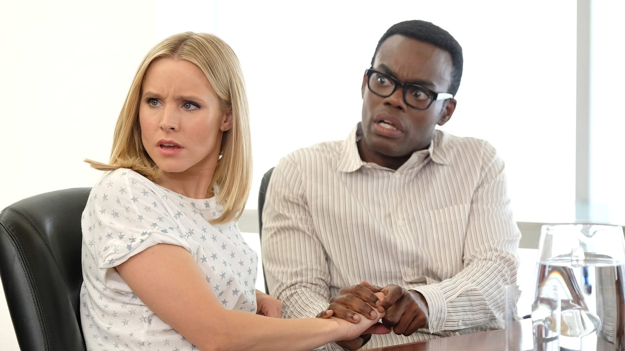 The Good Place Episode: Chidi Sees the TimeKnife