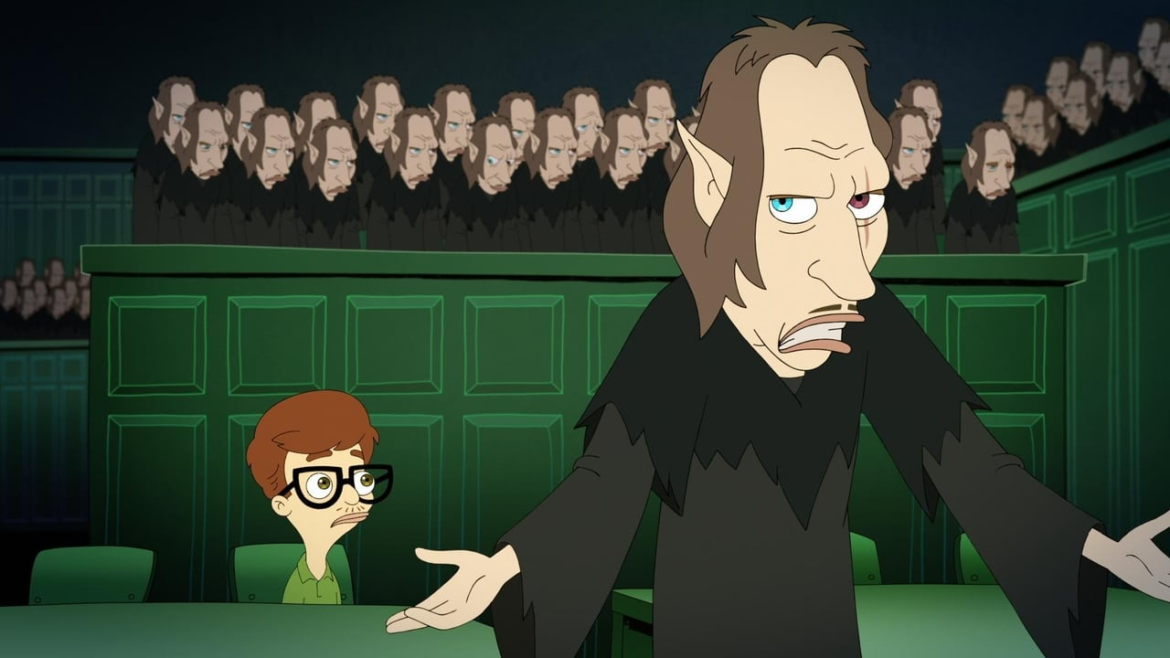 Big Mouth Episode: The Shame Wizard
