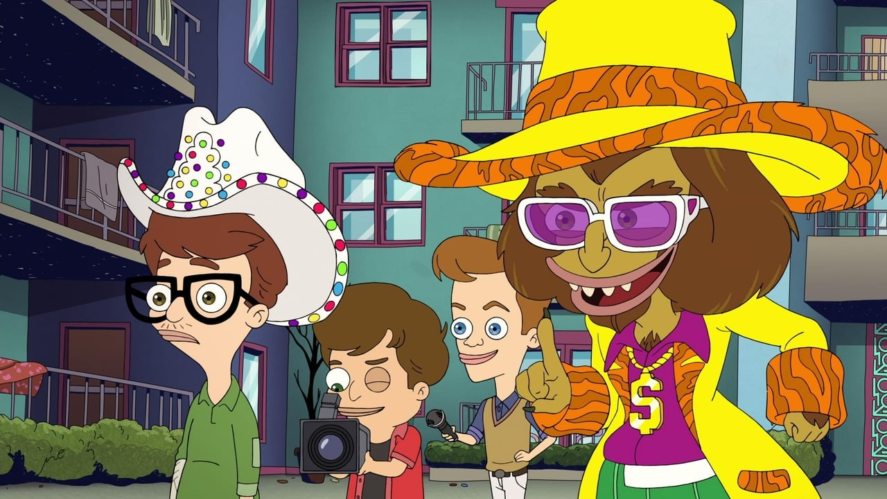 Big Mouth Episode: Guy Town