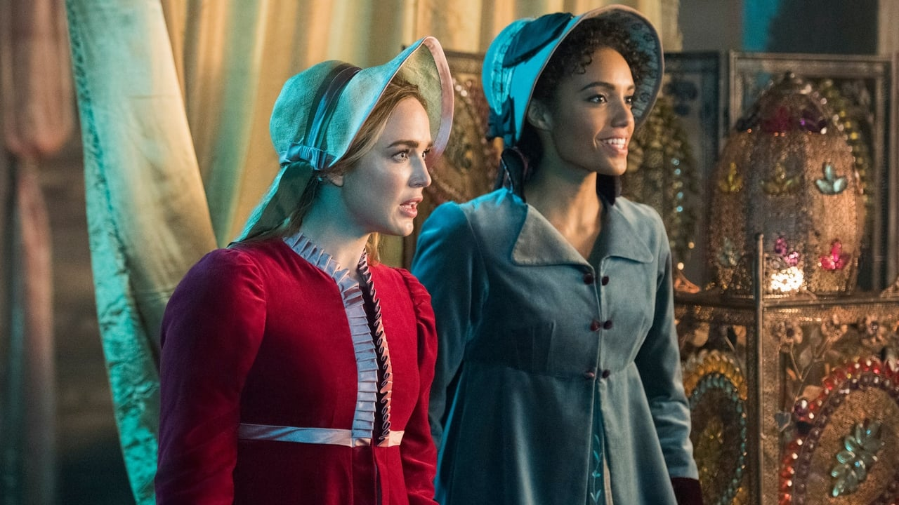 DCs Legends of Tomorrow Episode: Sance and Sensibility