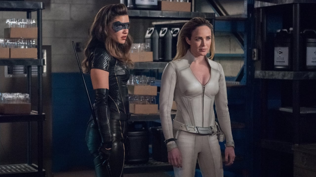 Arrow Episode: Lost Canary