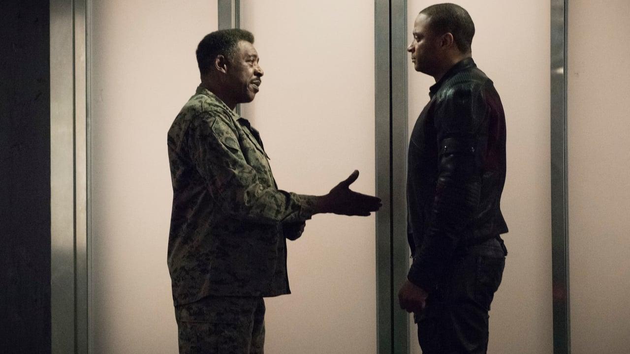 Arrow Episode: Spartan
