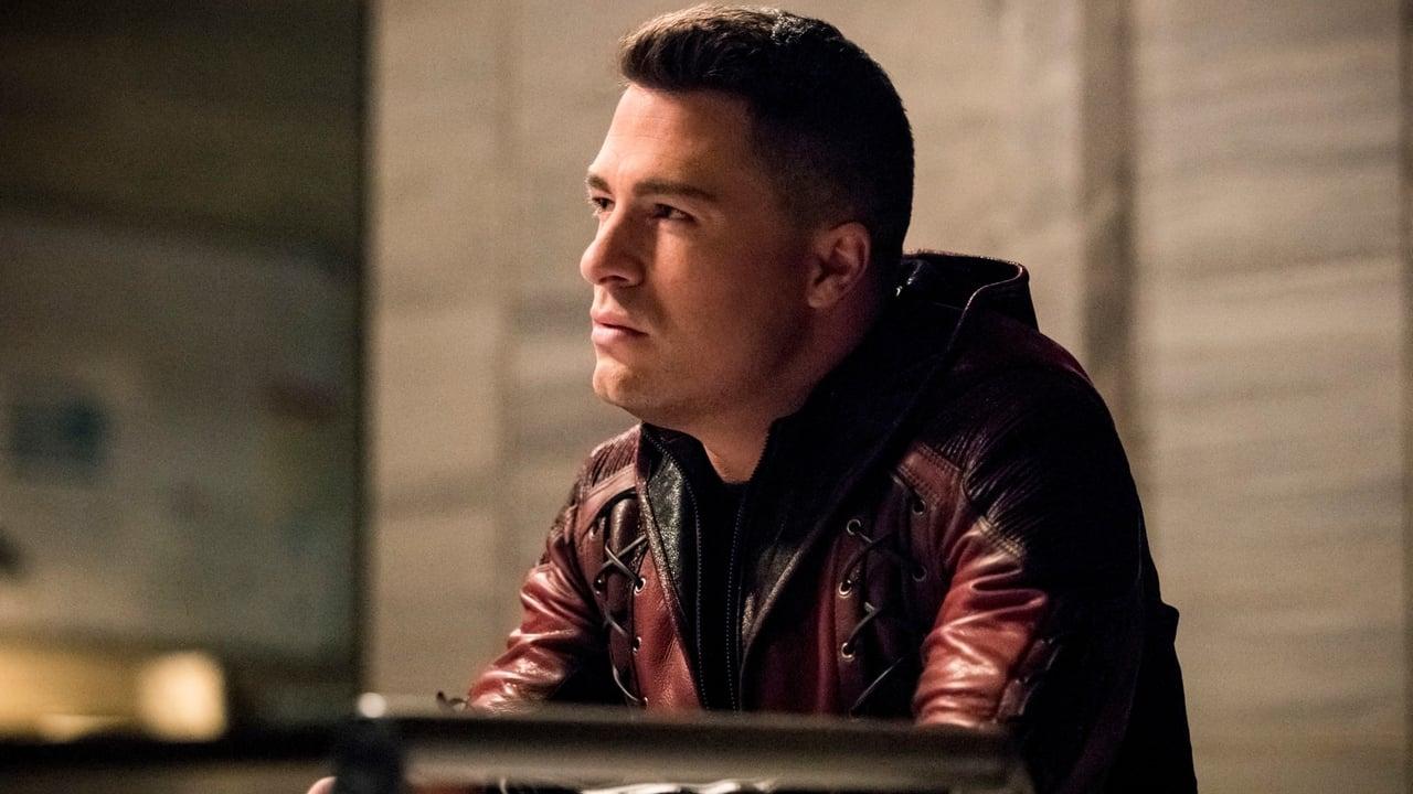 Arrow Episode: Confessions
