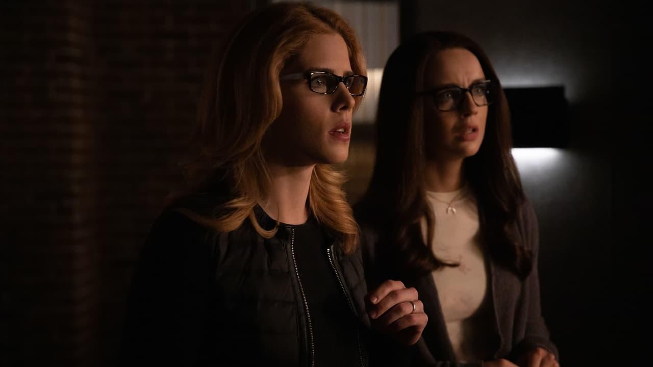 Arrow Episode: Living Proof