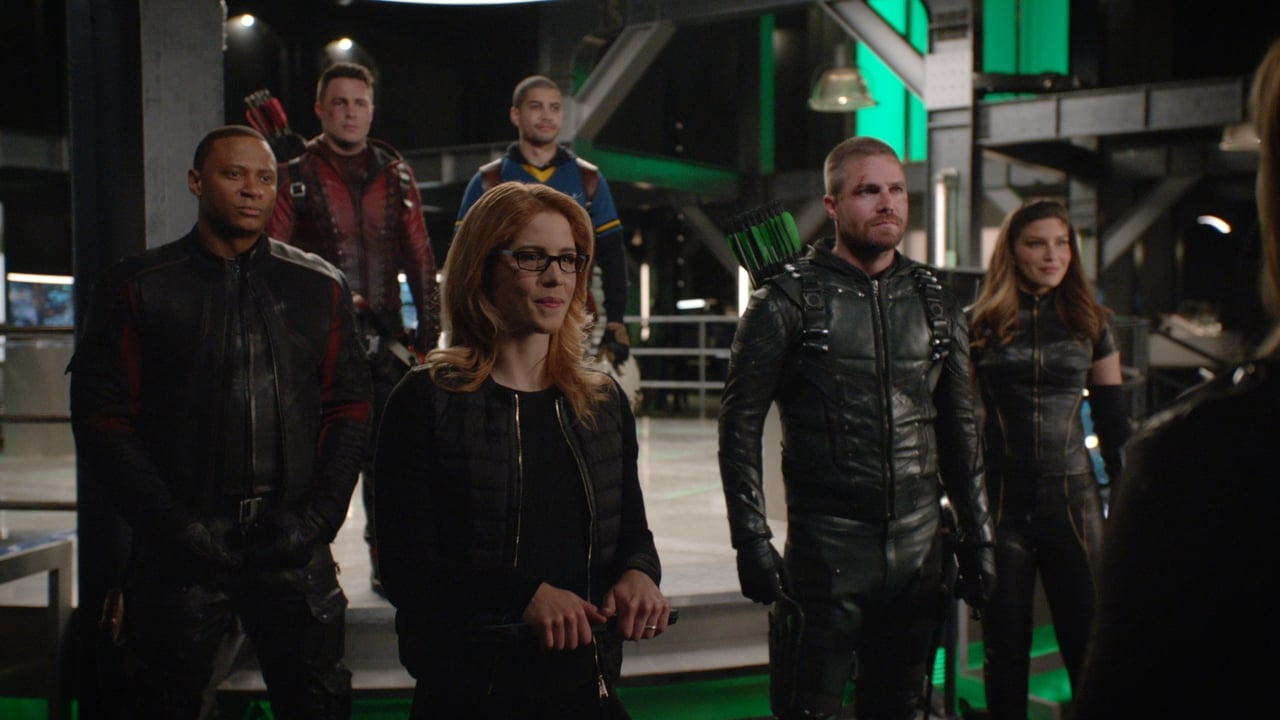 Arrow Episode: You Have Saved This City