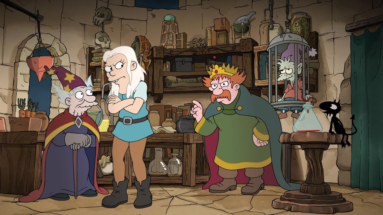 Disenchantment Episode: For Whom the Pig Oinks