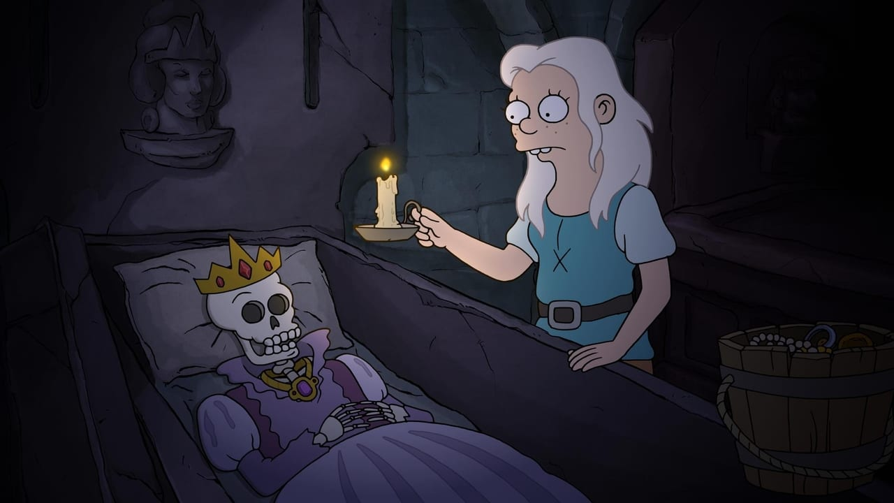 Disenchantment Episode: The Princess of Darkness