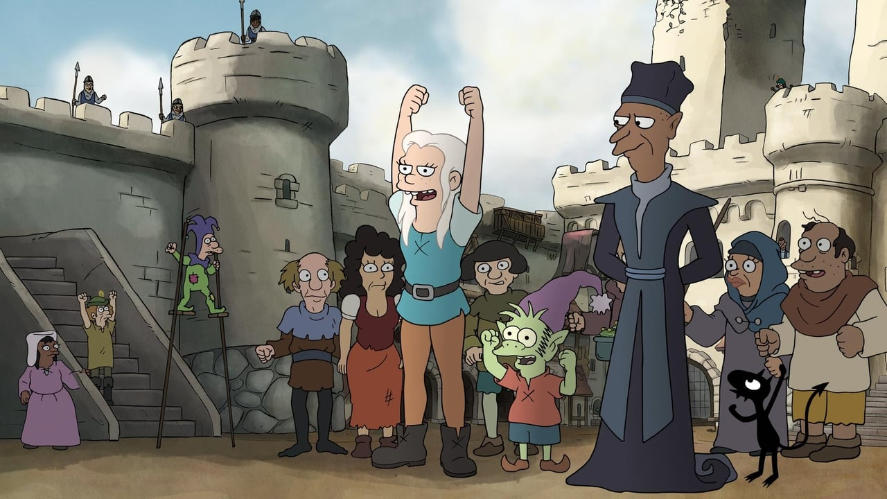 Disenchantment Episode: Castle Party Massacre
