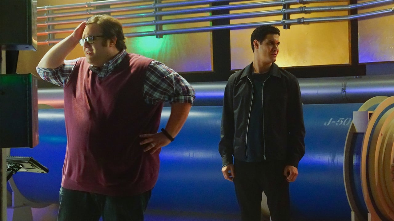 Scorpion Episode: Dumbster Fire