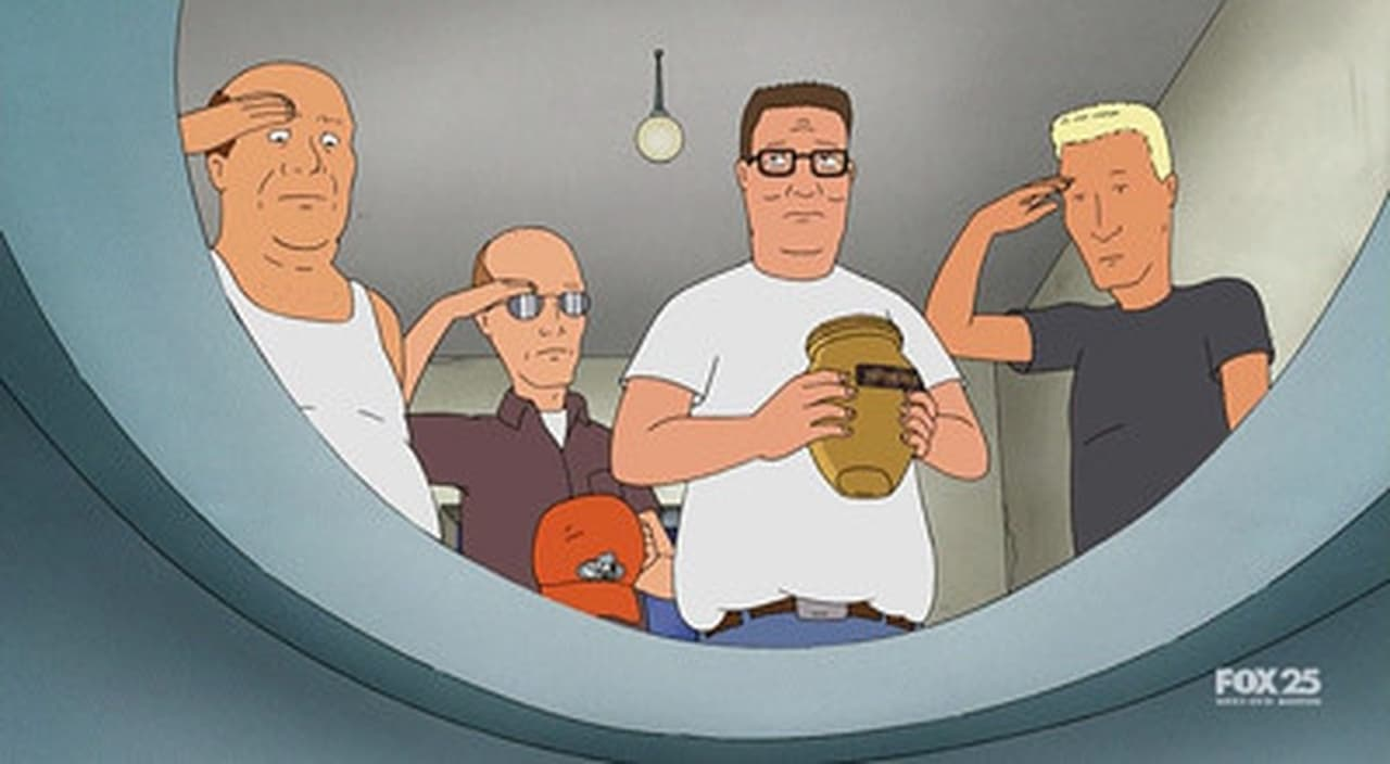 King of the Hill Episode: Serves Me Right For Giving General George S Patton The Bathroom Key