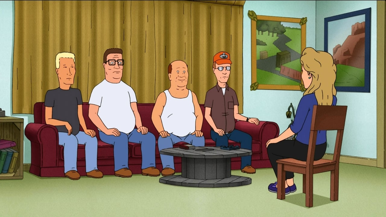 King of the Hill Episode: Bill Gathers Moss