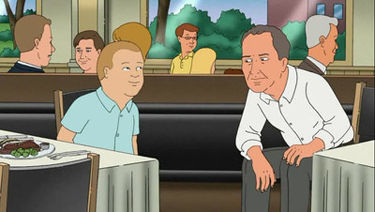 King of the Hill Episode: To Sirloin with Love