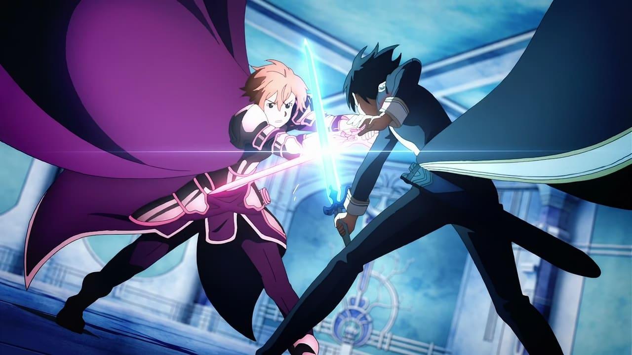 Sword Art Online Episode: The 32nd Knight